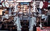 Machine kamer ELFIN, foto: Homburg
